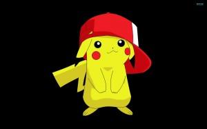 Pokemon Cap Photo