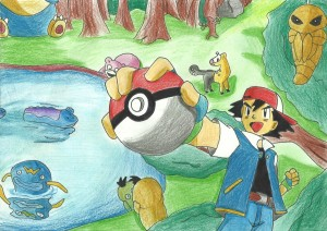 Pokemon Desktop Background Picture