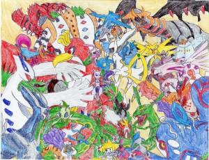 Pokemon Desktop Wallpapers Photo