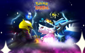 Images of Pokemon Desktop Wallpapers