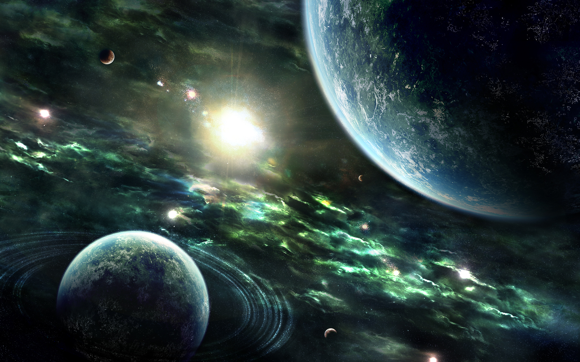Awesome space wallpaper 1920 1200 in wallpapers