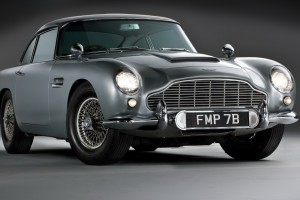 Aston Martin DB5 Beautiful Desktop Wallpaper Picture
