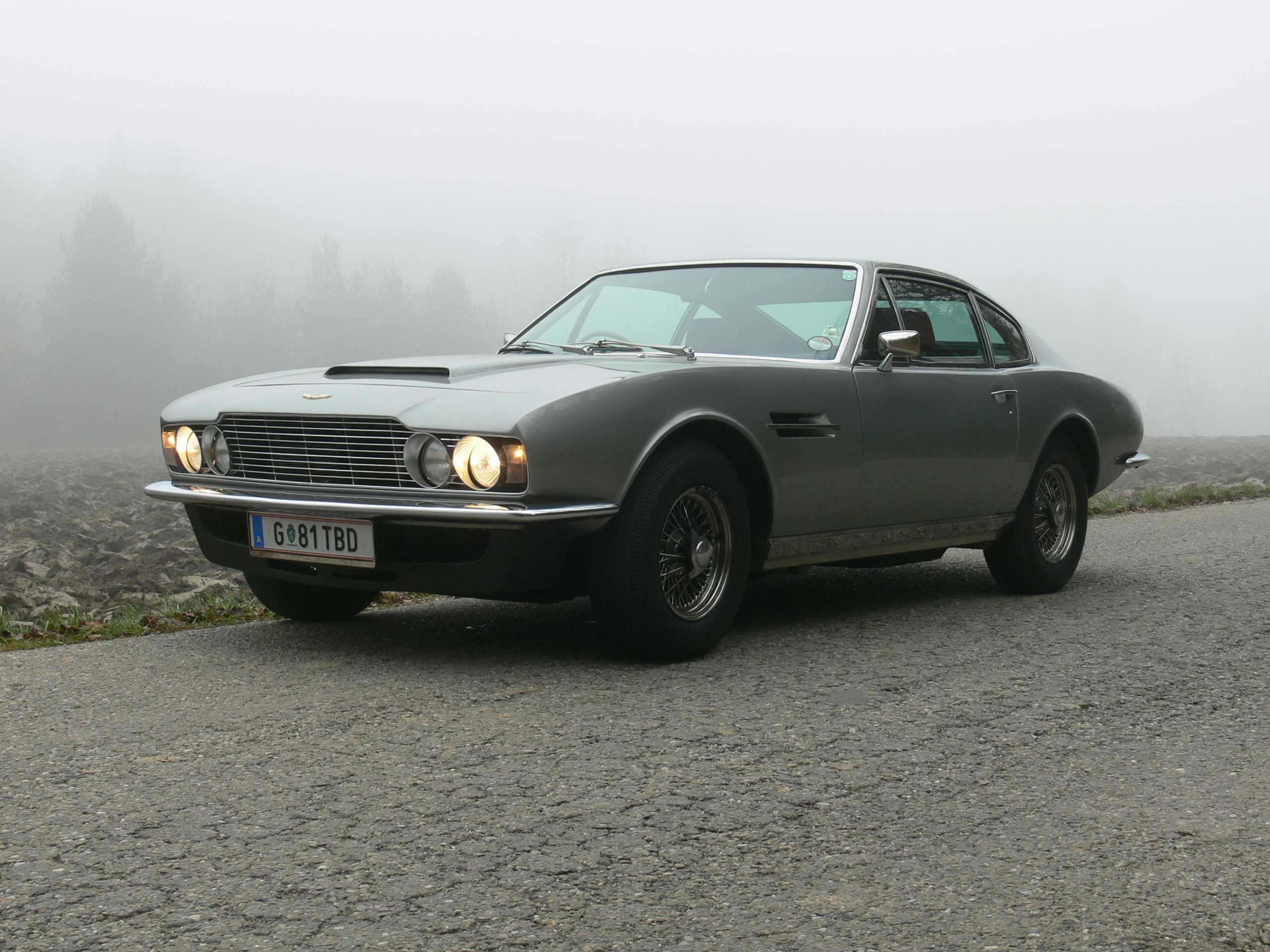 1970 Aston Martin Dbs Classic Cars Drive Away 2day