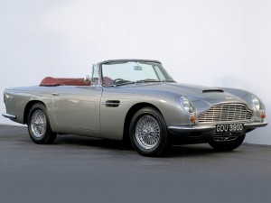 Desktop Wallpapers of Aston Martin DB5