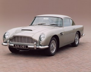 Images of Aston Martin DB5
