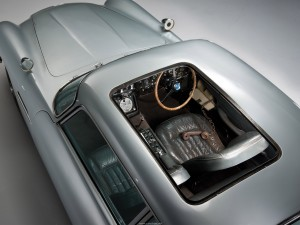 Photo of Aston Martin DB5 Inside