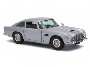Photo of Aston Martin DB5