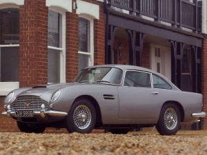 Photos of Aston Martin DB5