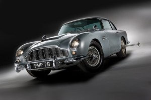 Image of Beautiful Aston Martin DB5