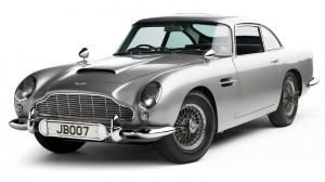 Beautiful Aston Martin DB5 Wallpaper Photo