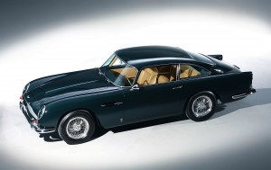 Image of Beautiful Aston Martin DB5 Wallpapers