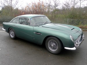 Aston Martin DB5 Photo