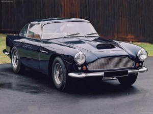 Aston Martin DB5 Picture