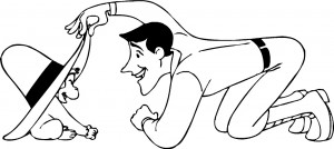 Curious George Coloring Pages Images
