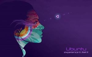 Ubuntu Face Wallpaper Image