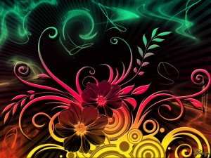 Colorful Design Desktop Background Image