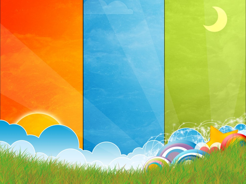 Pics photos tutorial background abstrak pelangi - Colorful Desktop Wal