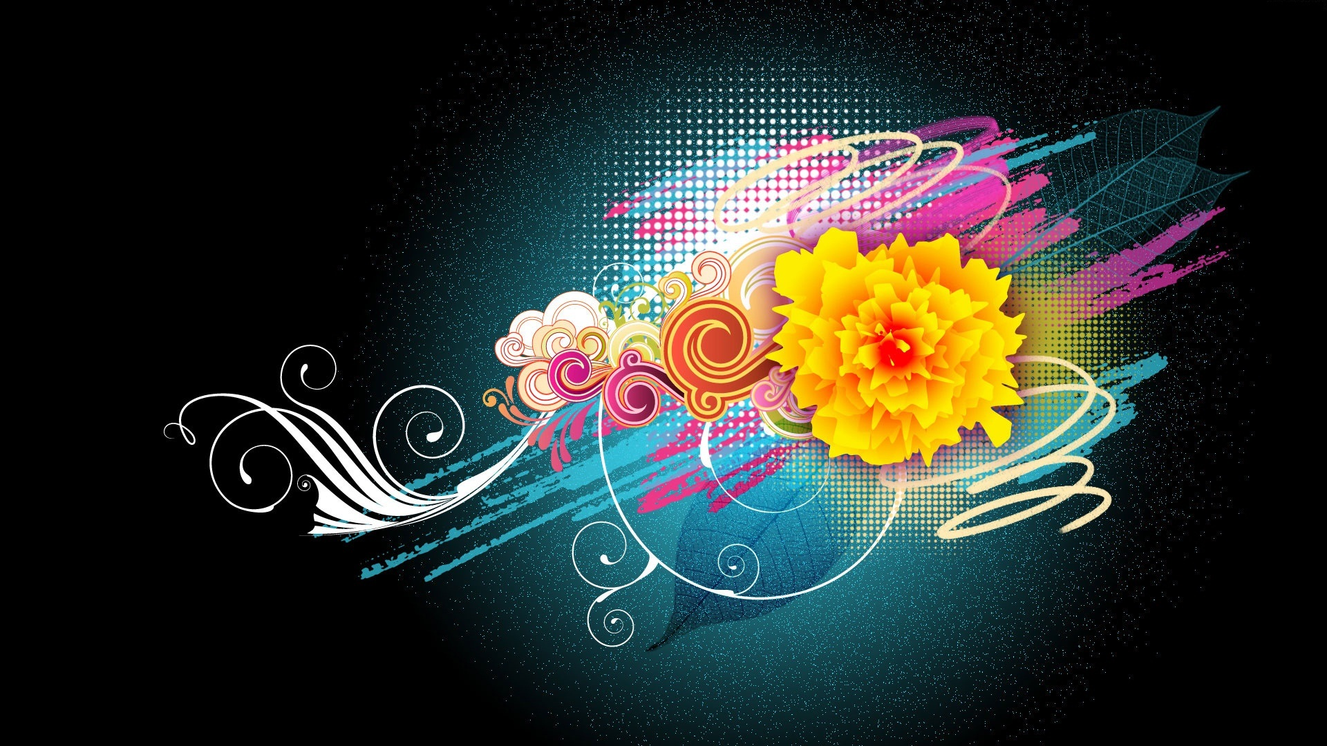 Free 43 Colorful Desktop Backgrounds - Technosamrat