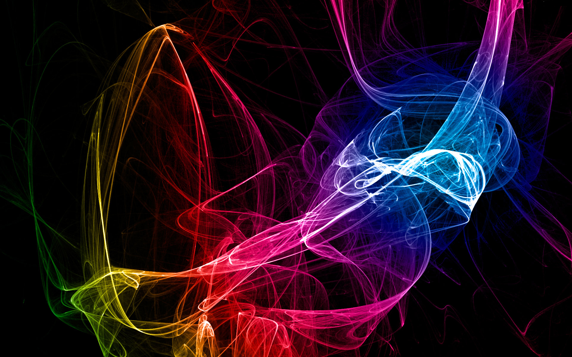Picture Of Colorful Desktop Wallpaper