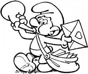 Postman Smurf