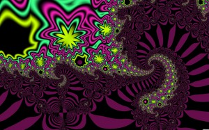 Trippy Background Picture