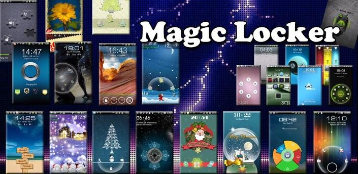 Sense 3.0 P Magic Locker Theme Photo