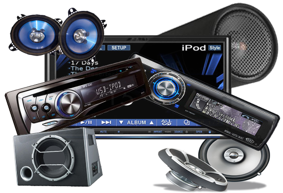 Music System for Car