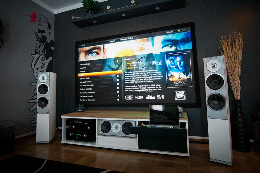 How to Setup Home Theater System Technosamrat