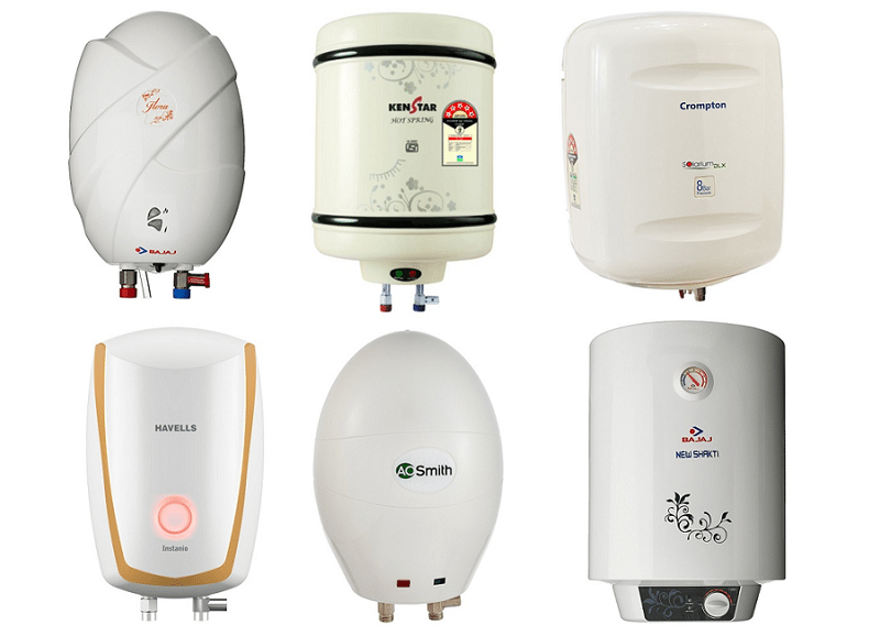5 Best Water Heaters for Your Home - Technosamrat